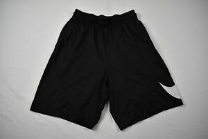Nike Shorts Mens Black Dri Fit Used L $30.40