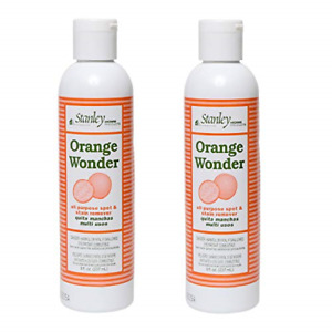 Stanley Home Products Orange Wonder All Purpose Spot and Stain Remover Oil amp; amp;