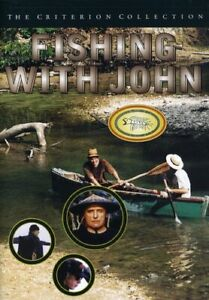 Fishing with John Fishing With John Criterion Collection New DVD