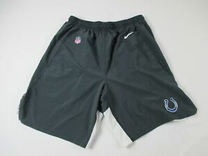 Indianapolis Colts Nike Shorts Mens Gray Dri Fit Used Multiple Sizes $30.40