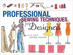 Professional Sewing Techniques for Designers With work book $120.99