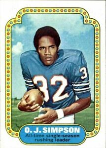1974 Topps Football Pick Complete Your Set #1 200 RC Stars ***FREE SHIPPING*** $11.99