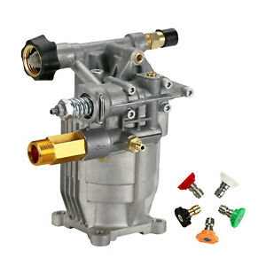 Replacement High Pressure Washer Pump Cleaner Pump 4000PSI Horizontal 3 4#x27; Shaft $74.90
