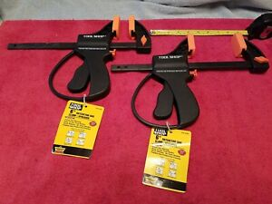 TOOL SHOP 6 RATCHETING BAR CLAMP SPREADER 244 2284 WOODWORKING CARPENTER NEW $19.95