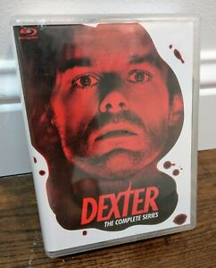 Dexter: The Complete Series Blu ray Box Set *SEALED* Brand New $78.99