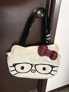Hello Kitty Handbag New With Tags