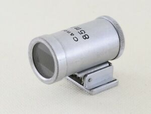 Canon Finder 85 mm viewfinder quot;Excquot; From Japan.#9 $84.00