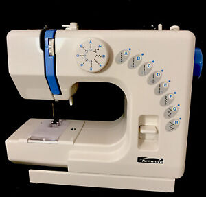 Kenmore 11803 Beginner Small Sewing Machine Portable With Pedal And Cord White $74.95