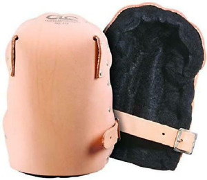 Clc Custom Leathercraft 313 Heavy Duty Leather Kneepads Double Thick Lining