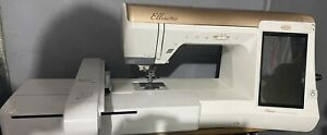 Baby Lock Ellisomo Sewing And Embroidery Machine With Case And Extras $3000.00