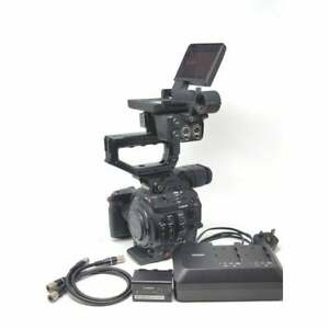 Canon C300 MKII Camcorder 450 hours Used GBP 4608.00