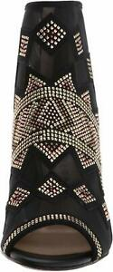 Katy Perry Womens Boots in Black Color Size 7 DHS $27.13