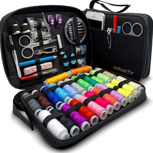 Sewing KIT Premium Repair Set Sewing Kits for s with Over 100 Supplies 24 Co $26.13