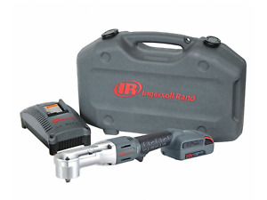 Ingersoll Rand W5350 K1 1 2quot; 20V Right Angle Impact Wrench Battery amp; Charger $299.99