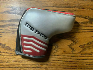 Nike Core Method Blade Putter Head Cover Magnetic Close $15.00