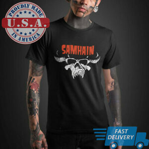 SUPER SALE Samhain Classic Unisex T Shirt Short Sleeve Tee Sport Shirt For Men $14.50