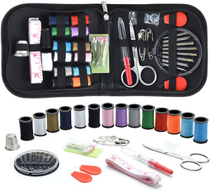 Sewing KIT DIY Sewing Supplies with Sewing Accessories Portable Mini Sewing Ki $9.99