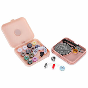 Magnetic Sewing Kit Travel Storage Box DIY Embroidery Needle Thread Practical $11.02