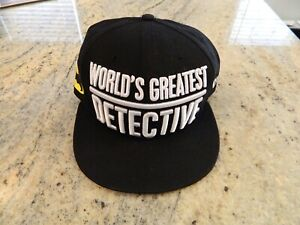 9FIFTY New Era Snapback Cap Embroidered Batman Detective One Size $45.00