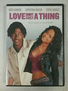 Love Don#x27;t Cost a Thing DVD 2003 Widescreen L60 $7.29