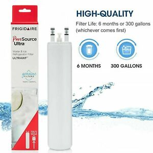 1 Pack ULTRAWF Water Filter for Frigidaire PureSource 3 Ultra Kenmore 46 9999 $15.49