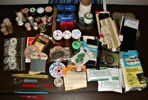 Vintage Sewing Accessories Lot $30.00
