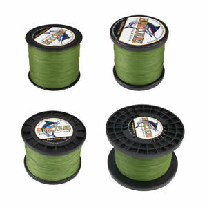 Hercules 1000M 10 300 Pound Test 8 Strands Tackle PE Weave Braided Fishing Line