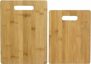 Totally Bamboo 2 pc. Cutting Board Set One Size