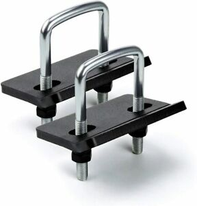 Hitch Tightener Anti Rattle Stabilizer for 1.25quot; and 2quot; Hitches Heavy Duty Steel