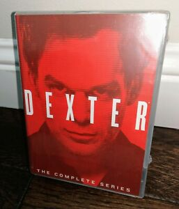 Dexter: The Complete Series DVD 2020 32 Disc Box Set Seasons 1 8 *SEALED* New $37.99