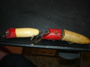 HEDDON ZIG WAG AND ANOTHER LURE