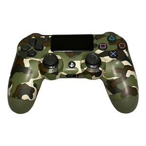 Sony Green CamouflagePS4 Camouflage Hand Controller S5 2