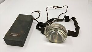 Vintage Winchester Battery Pack Head Lamp $44.95