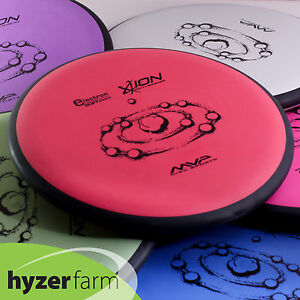 MVP SOFT ELECTRON ION *choose color and weight* Hyzer Farm disc golf putter