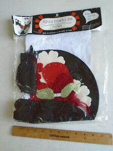 Sparrowkids England Easy Sewing Kit Vintage New in Package Chicken Toy Cushion $12.00