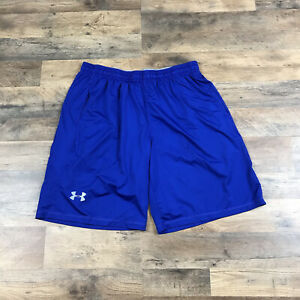 Under Armour Shorts Men's XL Running Gym Basketball Athletic Loose Fit Adult $24.88