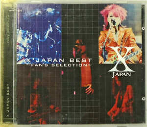Japanese Music Cd Japan Best Fan Selection First Limited Edition State There Is