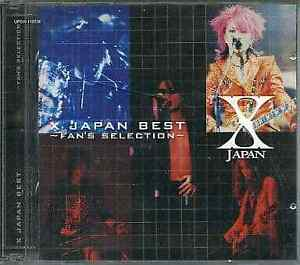 Japanese Music Cd Japan Best Fan Selection First Limited Edition State Special