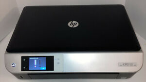 HP ENVY 5530 All In One Inkjet Printer Low Print Count New Oni. Ink Fully Tested $79.95