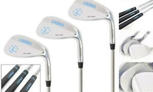 LAZRUS Premium Forged Golf Wedge Silver Right Handed RH Silver 525660 Set $179.40
