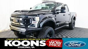 2021 Ford F 250 Black Ops Edition Lariat Diesel