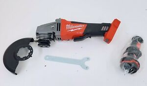Milwaukee 2780 20 M18 FUEL 4 1 2 5 Grinder with Paddle Switch Tool Only
