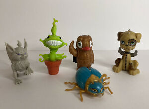 Monster High Lot of 5 Pets Used $32.00