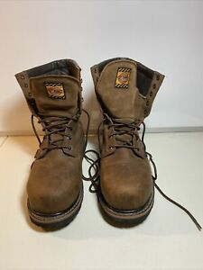 Justin work boots 13EE Mens
