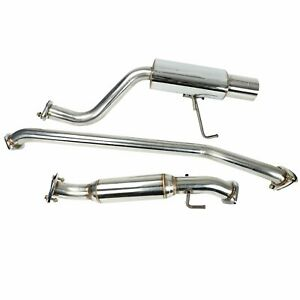 Fits 02 06 Acura Rsx Dc5 Type S K20A2 4 Oval Muffler Tip Racing Catback Exhaust $126.89