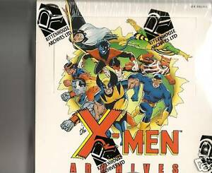 X Men Archives sealed Box SKETCH IN EVERY BOX $274.95