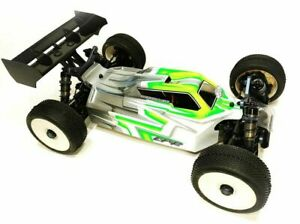 LeadFinger Racing A2.1 Tactic body Clear Tekno EB48 2.0 LFRE3056 New $41.99