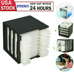 US Replacement Filters For Air Cooler Personal Space Cooling Fan Conditioner $13.99