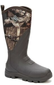 Muck Boots Men#x27;s Woody Grit All Terrain Waterproof Rubber Hunting Boots