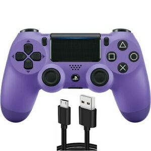Electric Purple Wireless DualShock PS4 Controller for PlayStation 4 USB $39.99
